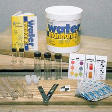 Earth Force® Low-Cost Water Quality Monitoring Kit
