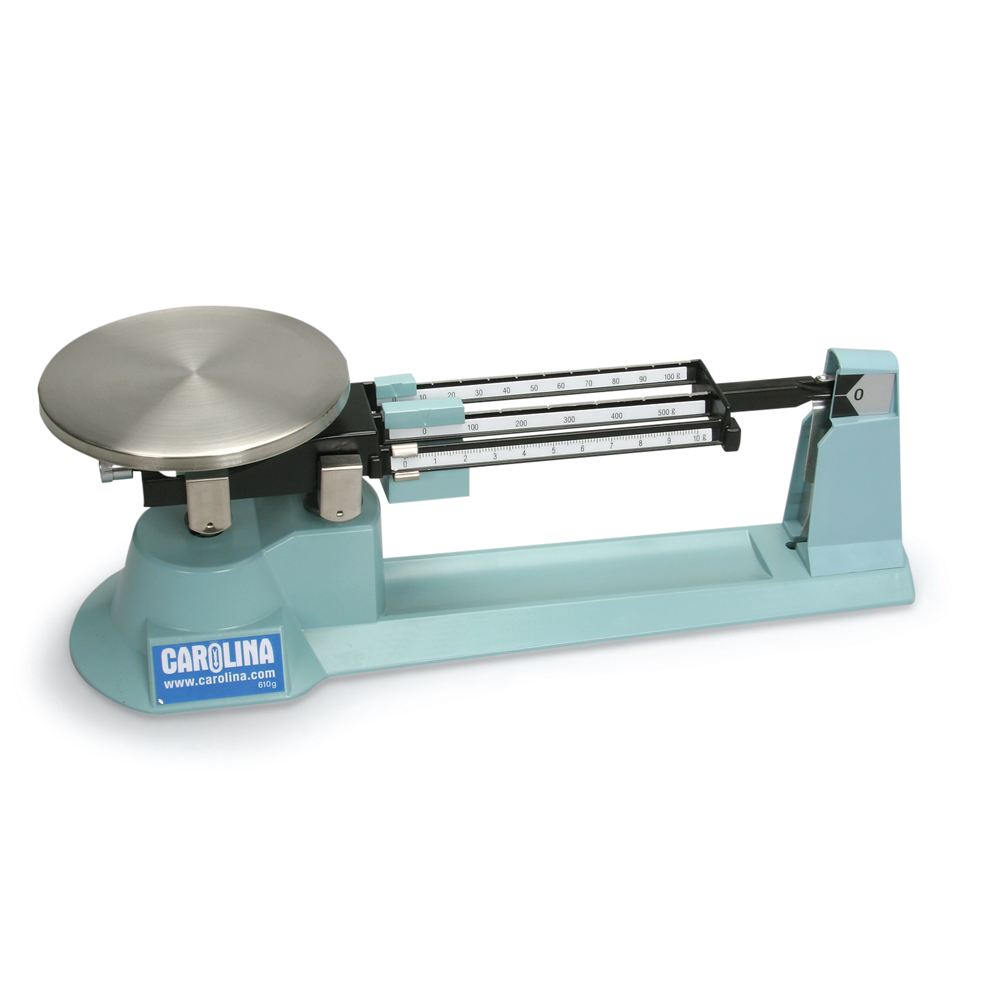 Precision for Teaching Tool Lab Easy to Operate Triple Beam Laboratory Counter Balance Counter Scale